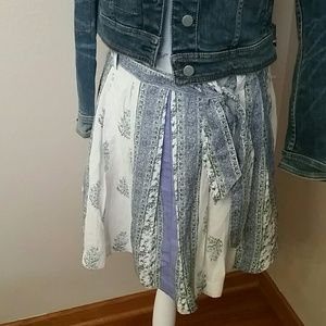 NWOT Free People Linen Skirt from Urban Outfitters