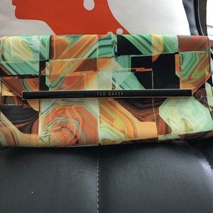 Ted Baker clutch!