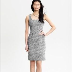 Banana Republic Dresses & Skirts - CCO❗️Banana Republic Tweed Dress