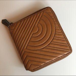 Reed Krakoff Handbags - Reed Krakoff RK Wallet Whiskey Brown Leather
