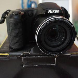 Nikon Accessories - Nikon CoolPix L330 Camera