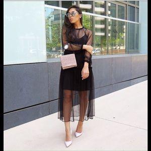 Zara Dresses & Skirts - ZARA DRESS NEW!!!