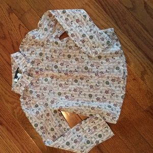 Lili Gaufrette Other - Lily gaufrette French size 3 blouse