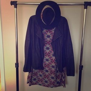 Miilla Clothing Jackets & Blazers - Faux suede jacket size XL