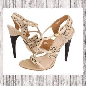 Authentic L.A.M.B. High Heel Open Toe Sandals