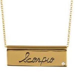 Rebecca Minkoff Jewelry - Rebecca Minkoff Scorpio Necklace