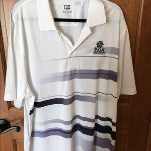Cutter & Buck Other - PGA Golf short sleeve top XXL