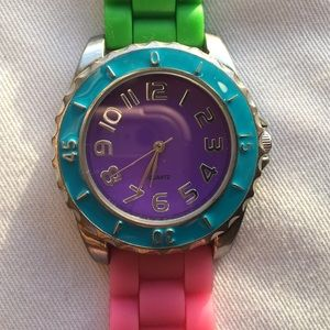 Other - Playful Colorful Watch