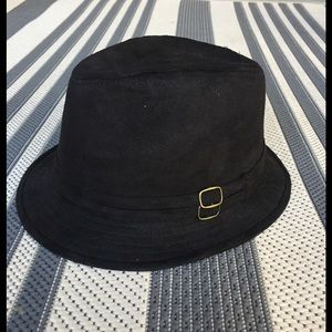 Scala Accessories - Black Fashionable Scala Pronto Fedora