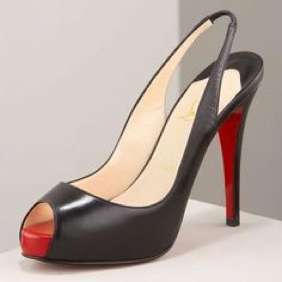 b113153cd29 Christian Louboutin Shoes - 🎉 FINAL SALE! Christian Louboutin Stilettos 🎉