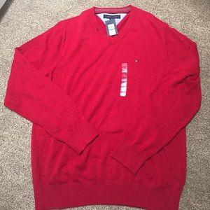 Tommy Hilfiger Other - Tommy Hilfiger Men's Vneck Sweater NEW