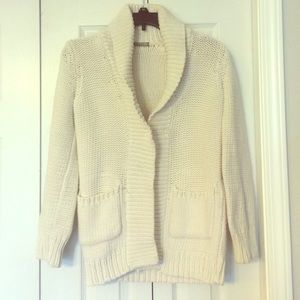 J. CREW sweater/cardigan