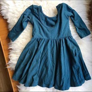 8b8124cabf2 alice + ames Dresses - Alice + Ames Ballet Dress in Glacier