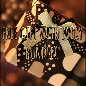 Free Gift With Every Bundle!
