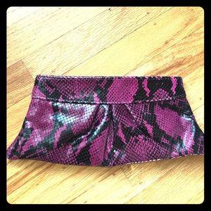 Lauren Merkin Handbags - Lauren Merkin snake clutch