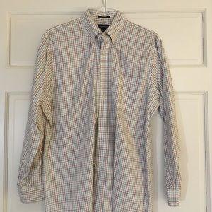 Men's Pinpoint Oxford Long Sleeve Shirt