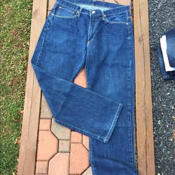 Mens Ralph Polo Jeans Lauren Wash Dark 67 Vintage hxtsdoCQrB