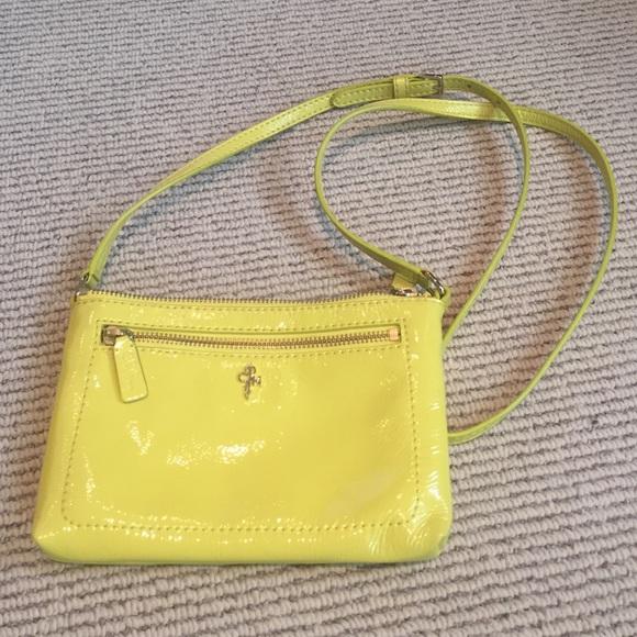 318f64d6a56 Cole Haan Handbags - COLE HAAN patent crossbody