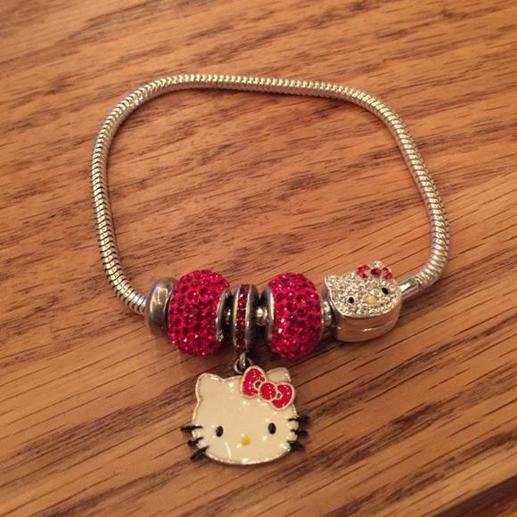 916cfa5c5 Kay Jewelers Jewelry - Limited Edition Kay Jewelers Hello Kitty bracelet