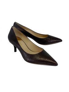 Cole Haan- Brown Pointed Toe Heels Sz 7.5