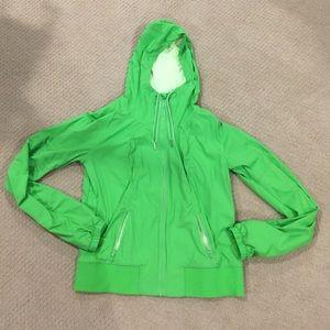 lululemon athletica Jackets & Blazers - Lululemon running jacket wind/water resistant