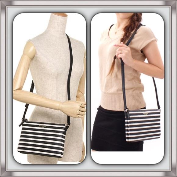 fa55c1456 kate spade Handbags - Kate Spade Fairmount Square Carolyn Crossbody Bag