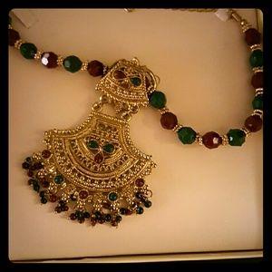 Jewelry - Ethnic Indian Kundan/ Traditional Necklace