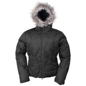 Salomon Jackets & Blazers - Red Salomon Down Snow Jacket