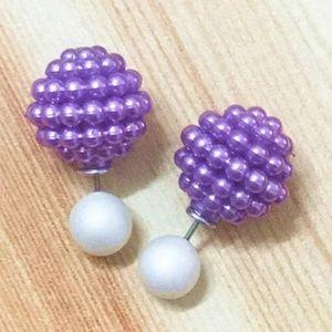 Jewelry - (N1) 🦄5 for $35🦄 Double Sided Earrings