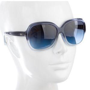HP [D&G] Translucent Oversized Sunglasses
