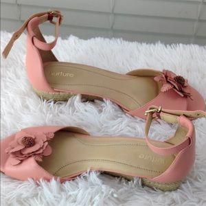 Nurture by Lamaze Shoes - Nurture pink 1 inch heel