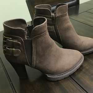 Shoes - Mountain sole ankle boots by Target