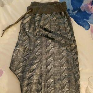 American Stitch Pants - Gray Designed Joggers
