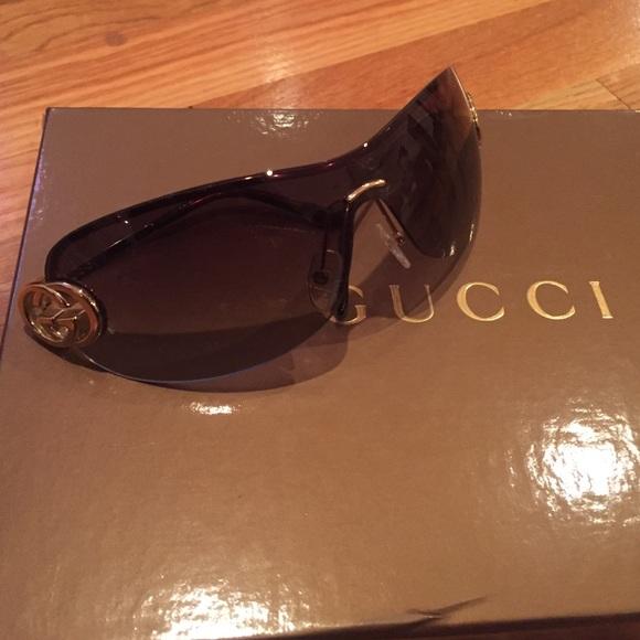 58e533e091b Gucci Accessories - Authentic Gucci Sunglasses