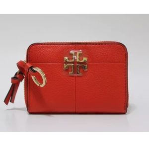 Tory Burch Handbags - Tory Burch Ivy Leather Coin Case