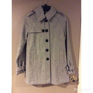 Worthington Lurex Tweed Petite Jacket NWT
