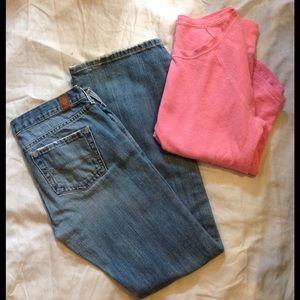 Abercrombie Jeans Size 4R