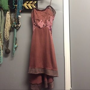 Free People High Low Dress