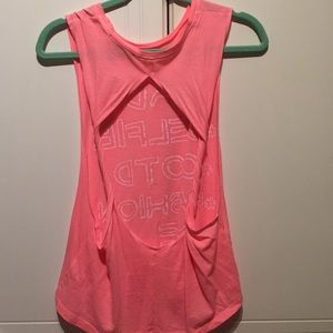 Forever 21 Tops - #TankTop With Twisted Open Back