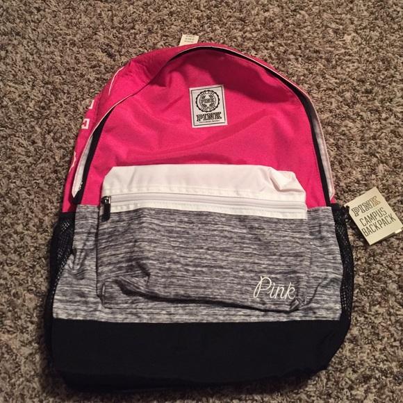 PINK Victoria's Secret Bags | Pink Vs Backpack