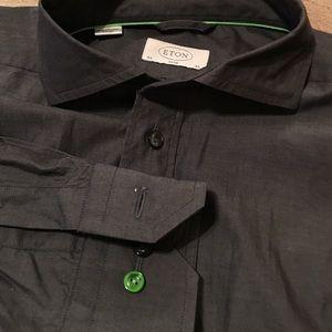 Eton Other - ETON Slim cut away dress shirt