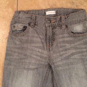 Joe Fresh Other - Grey boys jeans with adjustable waist