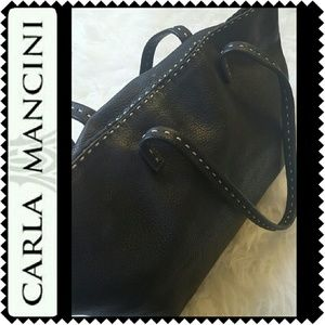 Carla Mancini Leather Bag