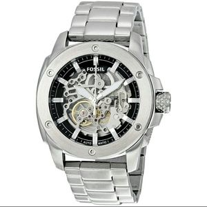 Fossil Other - NWT Fossil Automatic Skeleton Men's watch