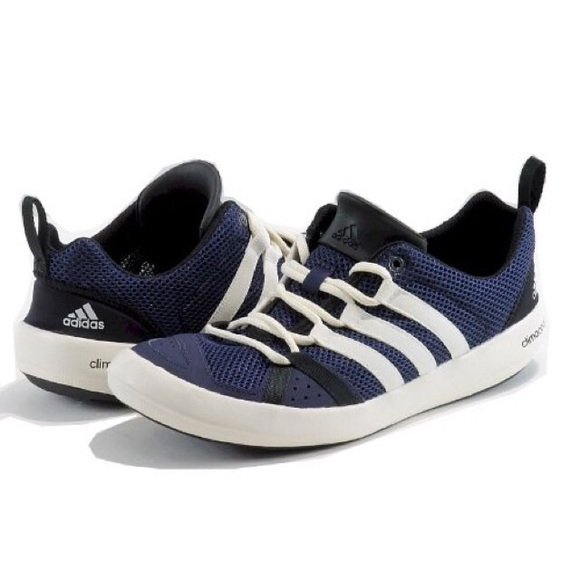 the latest 8c85d 77216 sale | adidas • climacool boat lace shoes