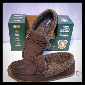 Wembley Shoes - Wembley slipper for mens.