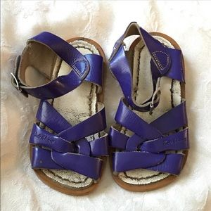 Salt Water Sandals by Hoy Other - Saltwater sandals