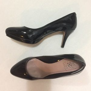 Vince Camuto Shoes - Vince Camuto Patent Leather Heels