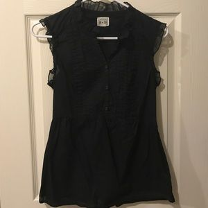 Converse blouse