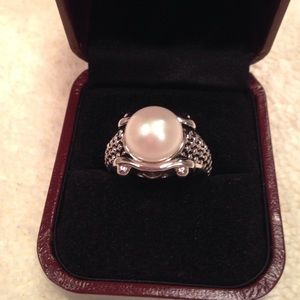Honora Jewelry - Honora Freshwater Pearl Ring